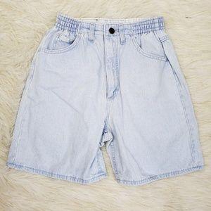 Vintage Lee Mom Jean Shorts